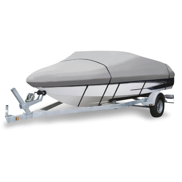 Heavy Duty Trailerable Boat Cover