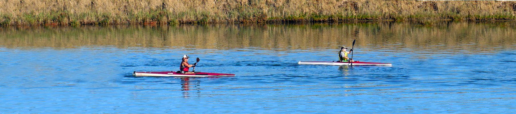 Firesail Kayak Paddles